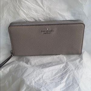 KATE ♠️ SPADE LARGE JACKSON CONTINENTAL WALLET NWT